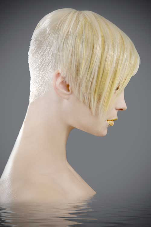 Best Short Blonde Haircuts-14