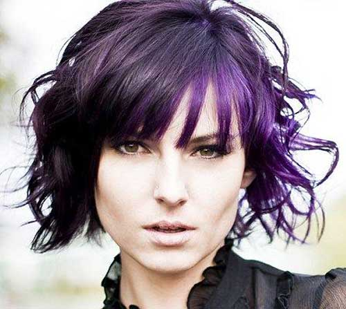 Best Short Hair Color 10