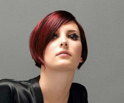 Best Short Hair Color 11