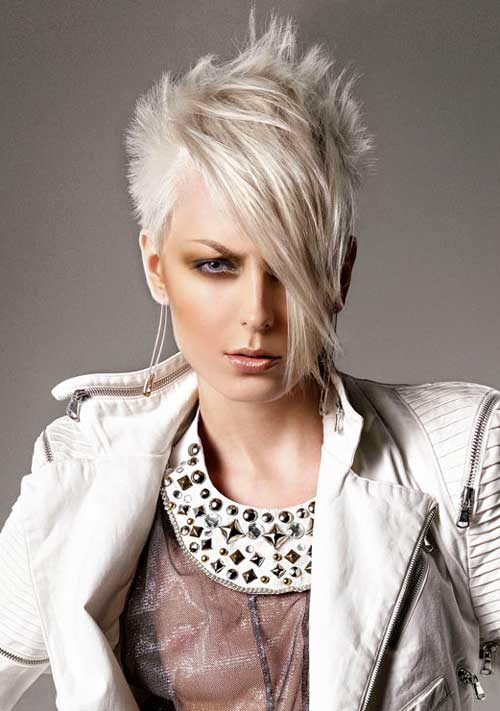 Best Short Hair Color-12