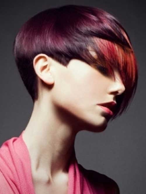 Best Short Hair Color-3