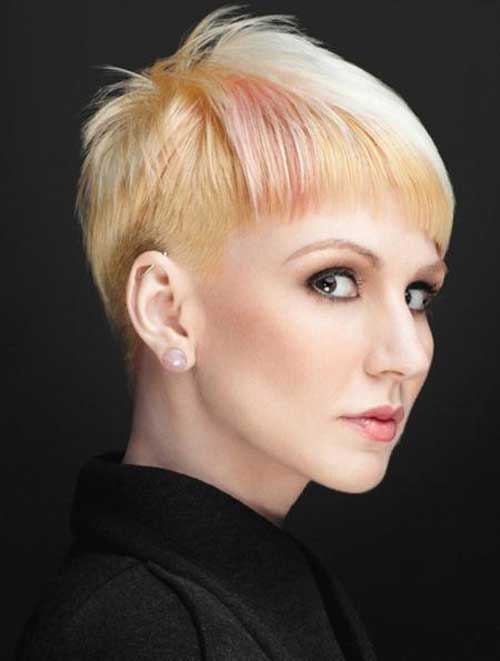 Best Short Hair Color-7
