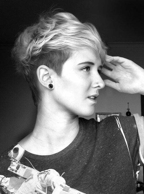 Best Short Haircuts for Oval Faces-11
