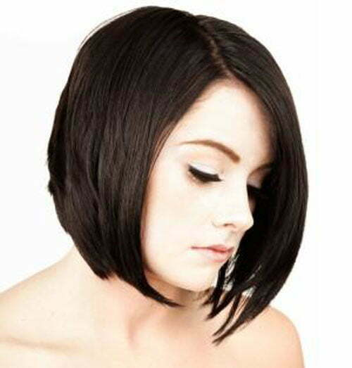 Super Short Bob Hairstyles For Oval Faces Easy Casual Hairstyles For Short Hairstyles Gunalazisus