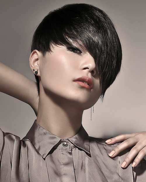 Best Short Straight Hairstyles-5