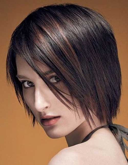 Best Short Straight Hairstyles-7
