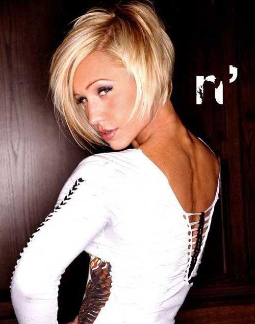 Best hairstyles for short blonde hair