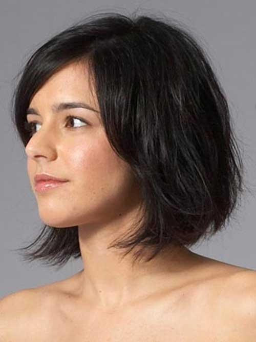 Best hairstyles for short wavy hair-5