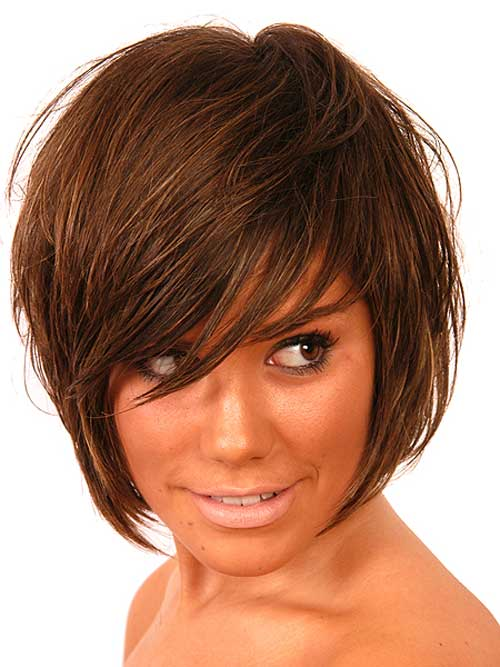 Best short bob haircuts 2013