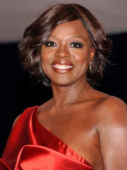 Black celebrity short hairstyles for women