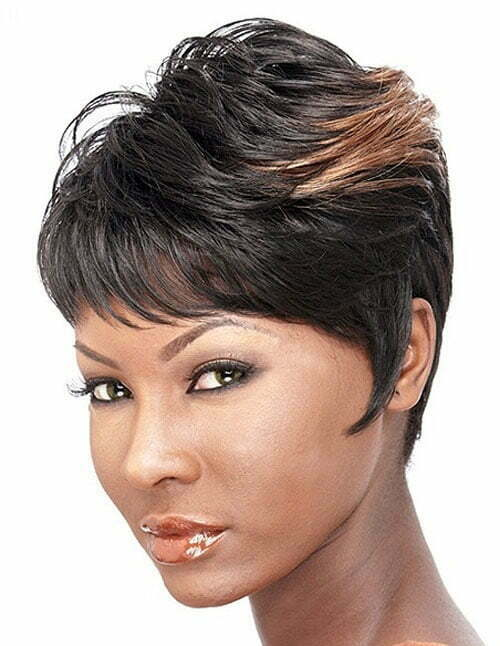 Astounding Beautiful Short Hairstyles For Black Women Short Hairstyles 2016 Hairstyle Inspiration Daily Dogsangcom