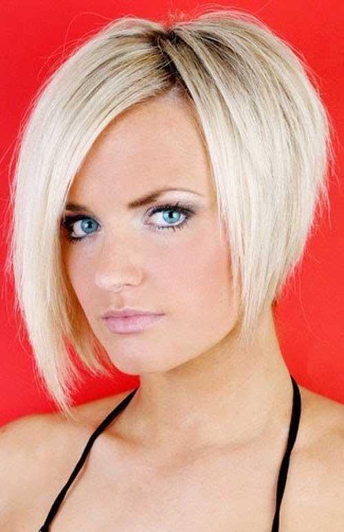 Blonde bob haircuts 2013