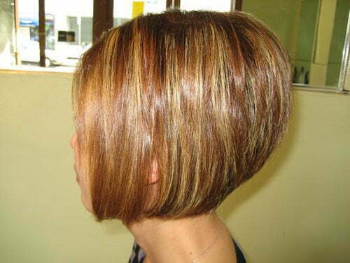 Side view of bob hairstyles