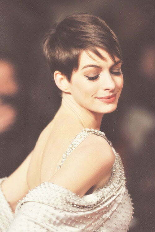 Celebrity pixie hairstyles 2013