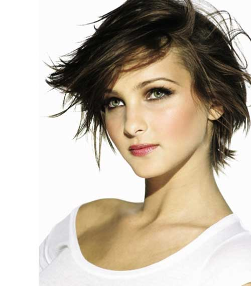 Cute Short Haircuts-16