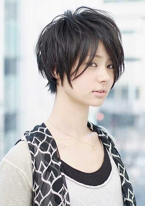 Cute Short Haircuts-21