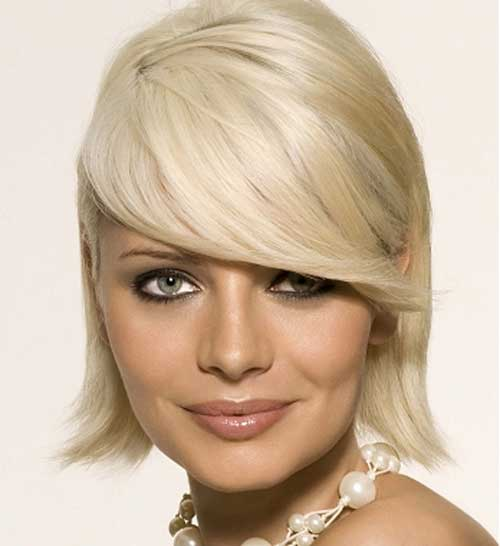 Cute Short Haircuts-5