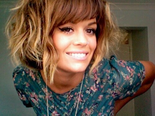 Cute Hairstyles Short Wavy Hair
