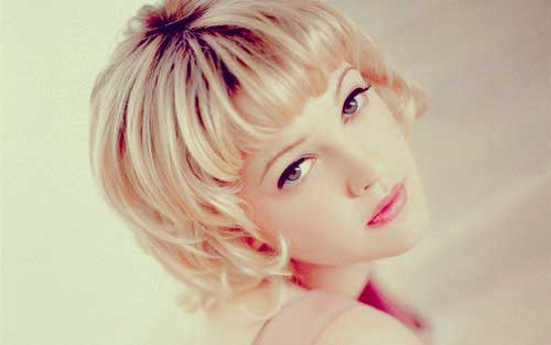 Celebrity cute short hairstyles