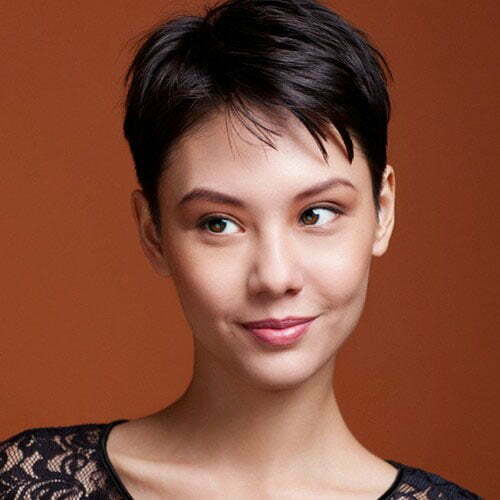 Cute layered haircuts for short hair