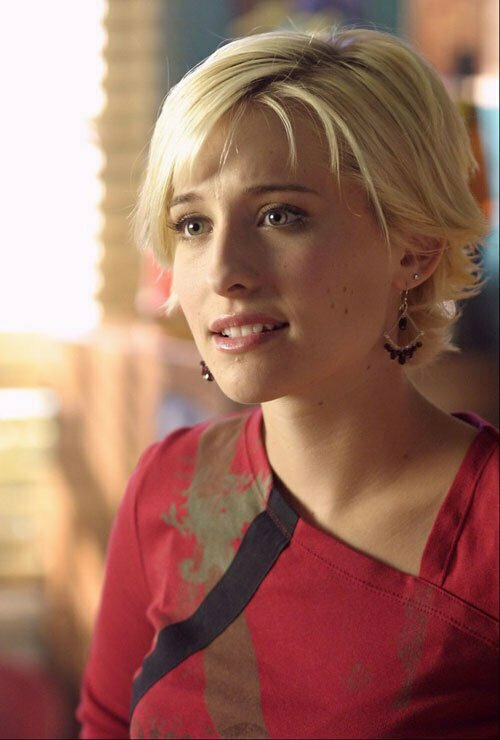 Cute short blonde haircuts 2013
