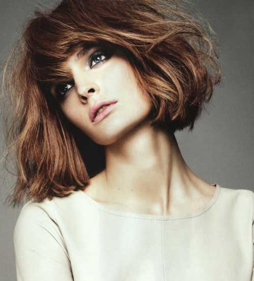 HD wallpapers hair style with side bangs