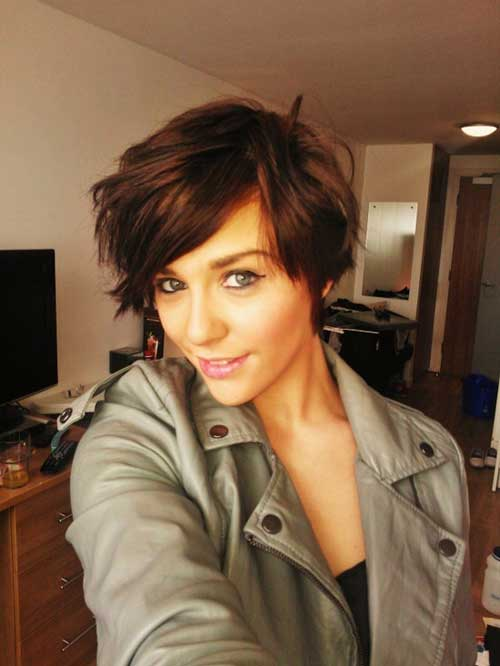 Cute Short Black Hairstyles Short Hairstyles 2016 2017