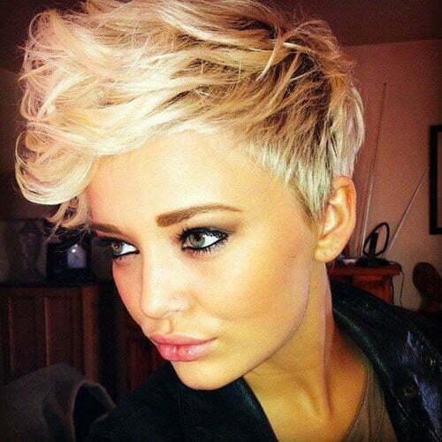 Great pixie haircuts