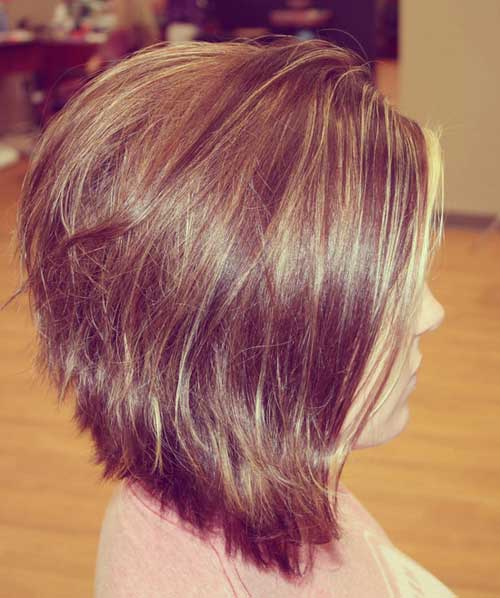 Excellent New Bob Haircuts For 2013 Short Hairstyles 2016 2017 Most Hairstyles For Women Draintrainus