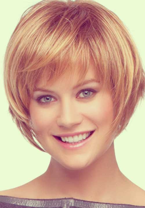 something new in bob hairstyle , you must try this angled bob haircut ...