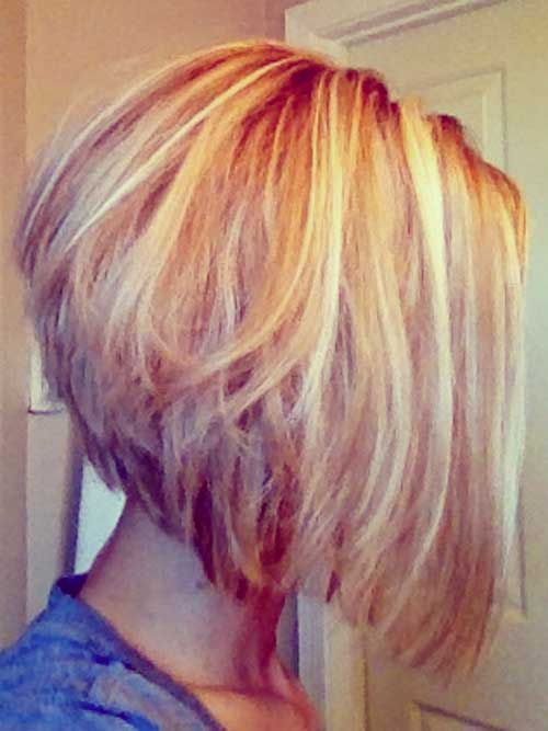Short Bob Back View | Short Hairstyles 2015 - 2016 | Most Popular ...