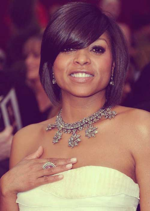 Pictures of Short Hair for Black Women-10