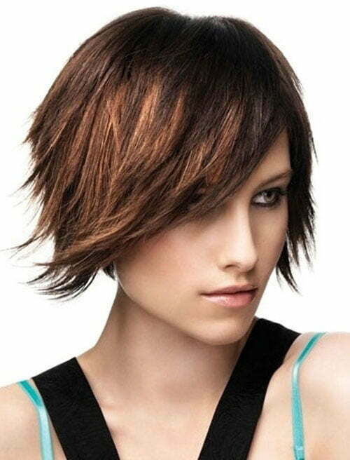 20 Short Bob Haircut Styles 2012 - 2013 | Short Hairstyles 2016 - 2017 ...