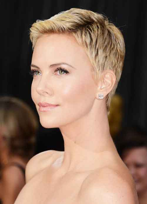 pixie haircut for oval face shape 25 best haircuts for oval faces hairstyles 3958 | Pixie haircut for oval face