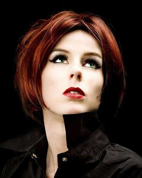 25 Best Short Hair Color Short Hairstyles 2016 2017