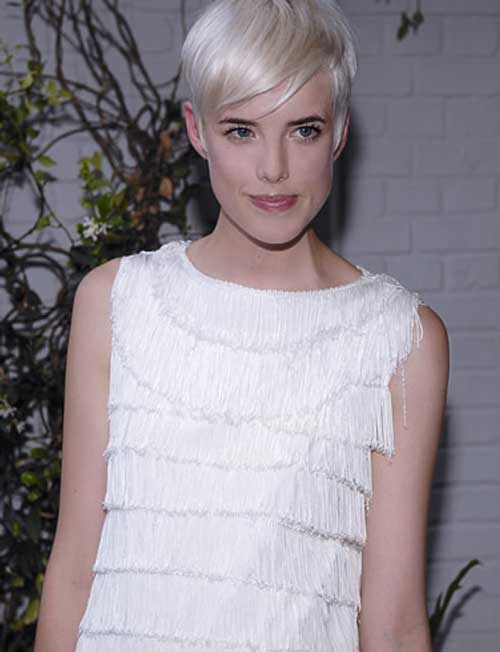 Short Blonde Haircuts 2013-17