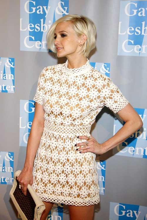 Short Blonde Haircuts 2013-20