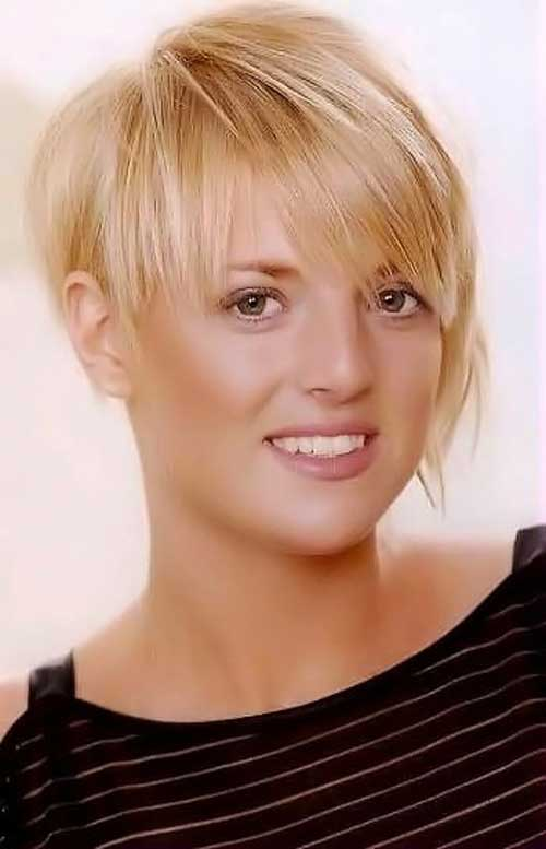 Short Blonde Haircuts 2013-21