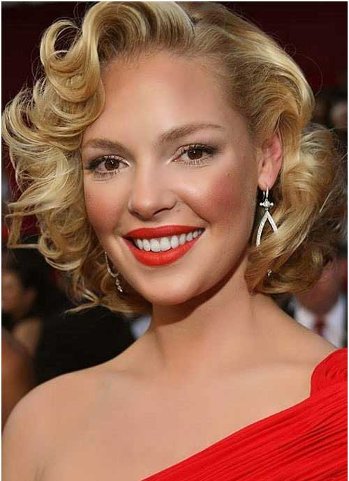 30 Short Celebrity Haircuts 2012 - 2013