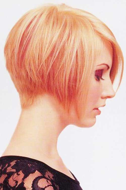 Short Hair Color Styles-13