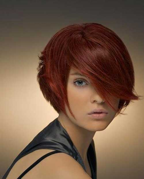 Short Hair Color Styles-14
