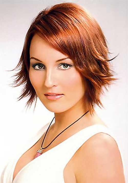 Short Hair Color Styles-17