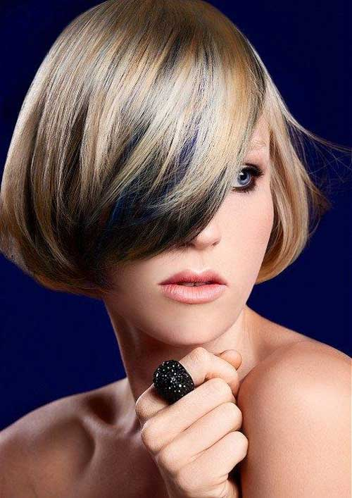 Short Hair Color Styles-4