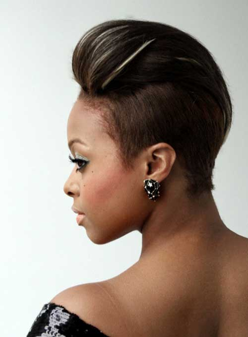Short Hair for Black Women-10