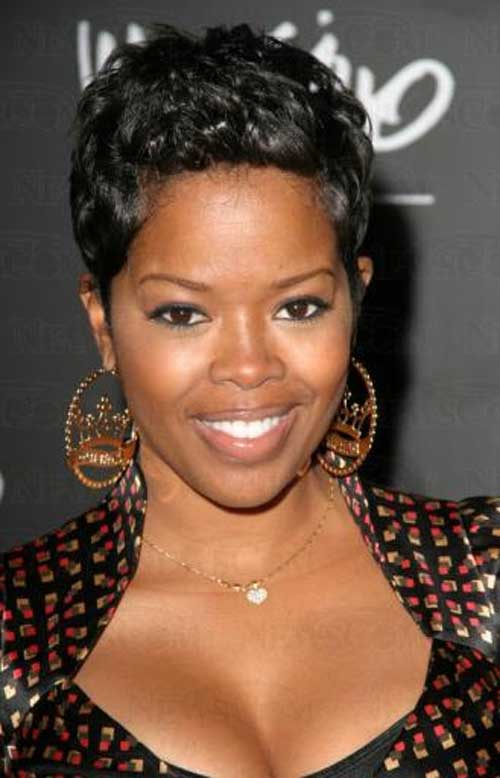 Short Hair for Black Women-11