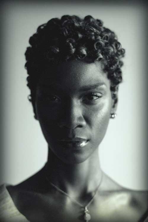 Short Hair for Black Women-13