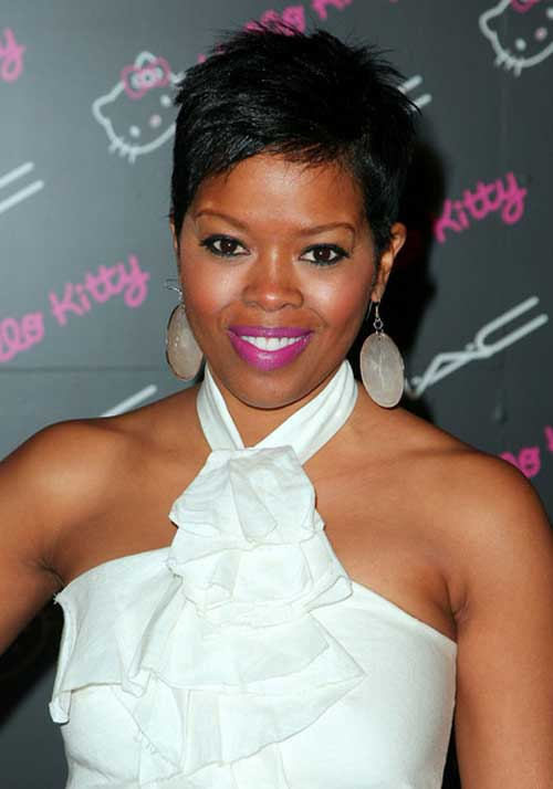 Short Hair for Black Women-3