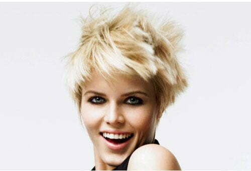 Short Haircut Ideas 2013-12