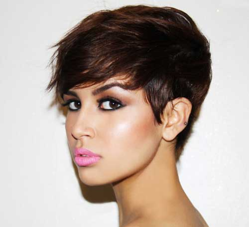 Short Haircuts for Thick Hair-10