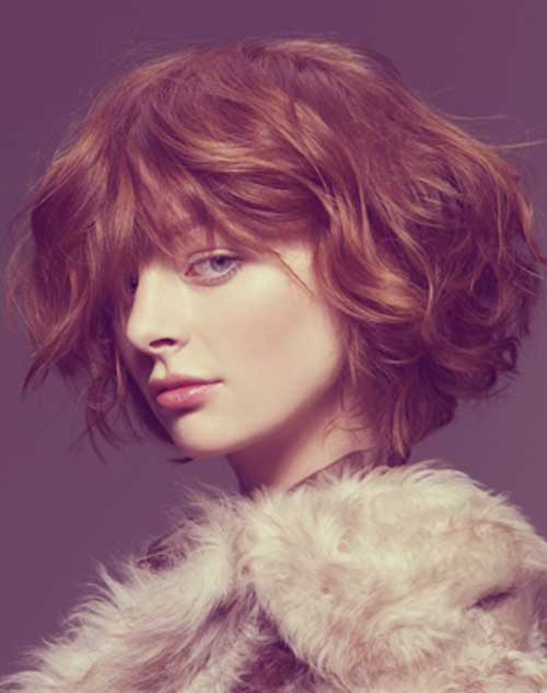 Short Wavy Hair Pictures